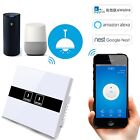 Touch Wireless WiFi Smart Switch Remote Control via Android/iOS For Amazon Alexa