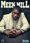 Meek Mill Table Poster A1 A2 A3 A4 Dream Chasers MMG Rick Ross Wale 3 Meek Rap