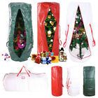 Christmas Tree Storage Bag X-Large for trees up to 9FT Xmas Tree Storage Red Bag