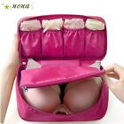 Waterproof Women Underwear Bras Storage Bag Girl Travel Cosmetic Makeup Organize