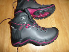 KEEN LIBERTY RIDGE WATERPROOF LEATHER HIKING BOOTS WOMEN'S 6.5 M RTL $200