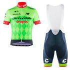 2018 Cycling Sporstwear shirt jersey Bicycle bib shorts Set sports Clothing RR96
