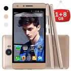 "5.0"" Android 6.0 3G Smartphone Unlocked Dual SIM Slots Smart Phone Quad Core W"