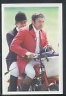 A Question of Sport 1986 Game Card - Lionel & Pam Dunning - Equestrian (T572)