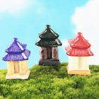 Creative building pavilion home gardening decoration small ornaments HP