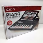 ION Piano Apprentice 25 Note Lighted Keyboard For IPad, IPod And IPhone AS IS