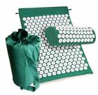 Yoga Spike Acupressure Mat Body Muscle Pain Relief a Body Relax