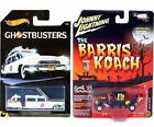 Munsters George Barris Koach Family Car 2017 TV Show Hobby Model & Hot Wheels