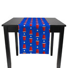 "Bark Camo Table Runners - 12""x72"" or 14""x108"""