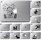 Fun Cool Cute Cartoon Apple Macbook Pro Air Vinyl Decal Sticker Skin Transfer