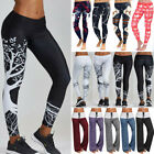 Womens Workout Leggings Yoga Gym Jogging Push Up Fit Sports Athletic Pants M397
