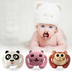 Baby Soother Silicone Pacifier Cartoon Funny Nipple Orthodontic Newborn Infants