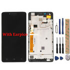 LCD Display Touch Screen+Frame For Lenovo A6000/A6010/A6010 Plus/Lemo K3 K30-W