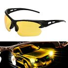 car sight - Car Night Sight Driving HD Glasses Vision Sport Riding Sunglasses Anti Glare New
