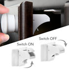 5/12PCS Baby Safety Magnetic Cabinet Locks Invisible Child Proof Cupboard Drawer