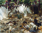 "JOHN SINGER SARGENT ""Women At Work"" CANVAS OR PAPER various SIZES available"