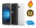 Brand New Microsoft Lumia 550 4g Lte Unlocked Smartphone Windows Mobile Phone