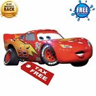 Lightning MCQueen Wall Decal Disney Car Movie Sticker Racing Decor for Bedroom