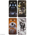 Star Wars Case/Cover Fits Samsung Galaxy J5 2016 / Silicone Gel / Screen Cloth £1.99 GBP