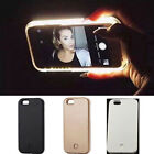 Selfie Glistening Phone Skin Case Cover LED Light Up For iPhone 6/6S/6P 7/7Plus US