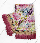 Voyage Maison Decoration Throw / Blanket 60% Cotton 40% Linen - Free UK Post