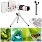 HD 18x Optical Zoom Camera Telescope Lens With Clip For iPhone/Phone Universal