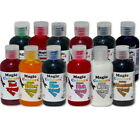 Magic Colours Airbrush Colours 55ml for Cake Craft Cupcakes and Cake Decorations