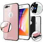 Anti-Scratch Dual Layer Tempered Glass Defender Box Case For IPhone 7Plus/8 Plus