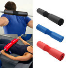 Foam Padded Barbell Bar Cover Pad Weight Lifting Shoulder Back Support Protect