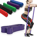 Extra Durable Top Elastic Workout Exercise Pull-Up Assist Bands -SINGLE BAND/SET image