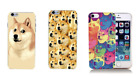 New DOGE MEME iPhone Case Cover for 5/5s/SE 6/6s 7 8 Plus X shiba internet dog