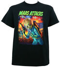 Authentic MARS ATTACKS UFO's Attack Alien T-Shirt S-XXL NEW