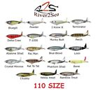 River 2 Sea Whopper Plopper 110 4 3 8 3 4oz Choice of Colors