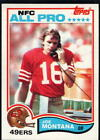 1982 Topps Football - Pick A Player - Cards 401-528 $0.99 USD on eBay