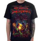 Authentic THE BLACK DAHLIA MURDER Catacomb Hecatomb T-Shirt S-2XL NEW