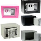 NEW Small Digital Electronic Safe Box Keypad Lock All Steel Home Office Hotel