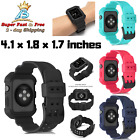 Men Women Unisex Apple Watch Band 42mm 38mm With Case Stainl