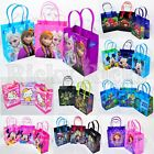 12 Disney Party Bags Mickey Coco Minnie Goodie Candy Loot Anna Birthday Gifts