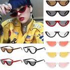 Men Women Fashion Sunglasses Plastic Half Frame UV 400 Protection N98B