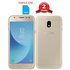 SAMSUNG GALAXY J3 2017 SM-J330F - 16GB - BRAND NEW UNLOCKED SINGLE & DUAL SIM