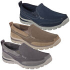 Skechers Mens Relaxed Fit Superior - Slip On Milford Smart Casual Loafers