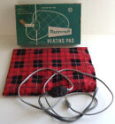 Vintage Mastercraft Automatic Electric Heating Pad with 3 Speed Switch No. 3906