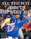 Chicago Cubs World Series Win Sports Illustrated Cover Photo - select size on Ebay
