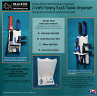 Fishing Knife and Tool Holder - Marine Boat Fishing Tool Organizer Caddy