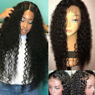 lace front wigs for black hair - Real Indian Human Hair Lace Front Wig Full Lace Wigs for Black Women Body Wave s