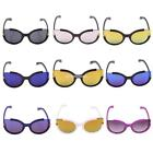 New Unisex Fashion Sunglasses Eyewear Summer Colorful Casual Round EN24H