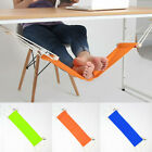 Portable Mini Office Foot Rest Stand Desk Feet Hammock The Rest Station of Foot