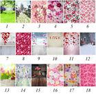Внешний вид - 0.9x1.5m Photography Background Fabric Flower Wall Photo Studio Props Backdrop