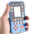 Hot Portable Childhood Tetris Handheld Game Players Mini Game Console