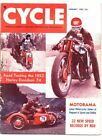 Cycle jan 1952 motorama cycle pageant-harlet davidson 74 test-NSU records